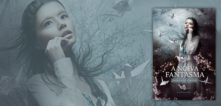 "Resenha do livro ""A noiva Fantasma"" de YangzeChoo"""