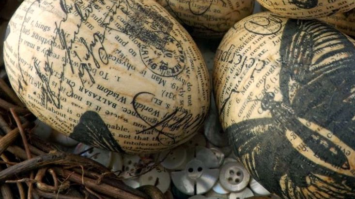 Easter Eggs Literários